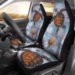 Turtle Car Seat Cover