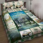 Mountains Calling Quilt Bed Set