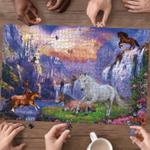 Horse Heaven - Puzzle