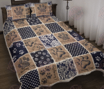 Dog - Caro Classic Quilt Bed Set