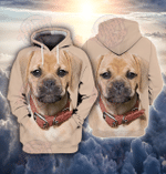 Puggle 3D All Over Printed Hoodie