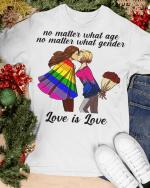 No Matter T-shirt