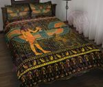 Egypt Pride Quilt Bed Set