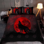 Wolf 3D All Over Printed Bedding Set