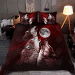 Wolf 3D All Over Printed Bedding Set HPV02