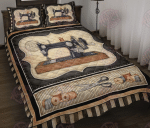 Love Sewing Quilt Bed Set