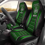 Irish Heart Car Seat Cover