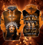 God Our Father 3D All Over Printed Hoodie