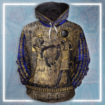 Ancient Egypt God 3D All Over Printed Hoodie