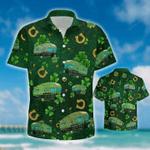 Camping Patrick's Day Hawaii Shirt