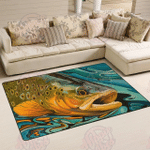 Trout Fishing Rug