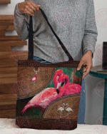 Love Flamingo Animal For Flamingo Lovers All-Over Tote