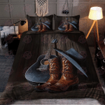 Cowboy 3D All Over Printed Bedding Set HPV01