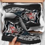 Truck Metal Black All Season Boots