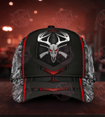 Deer Hunting Camo Red Classic Cap