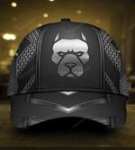 Pitbull Dog Lovers Classic Cap