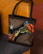 A Girl Who Loves Turtles All-Over Tote