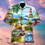 High By The Beaches Camping Cars Hawaii Shirt