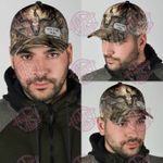 Personalized Deer Hunter Camo Classic Cap