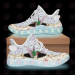 Hummingbird tiny flowers gifts for hummingbird lover Led shoes