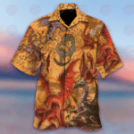 The Fantasy World Of Dragon Hawaii Shirt