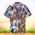 Life Is Better With A Pitbull Hawaii Shirt