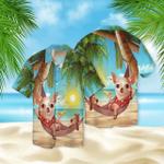 Chihuahua On Vacation Hawaii Shirt