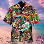 Aloha Tiki Tiki Awesome Unisex Hawaii Shirt
