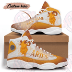 Aries Customized JD 13 Shoes