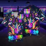 3D Bowling Hawaii Shirt
