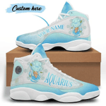 Aquarius Customized JD13 Shoes