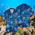 Turtles 3D Hawaii Shirt