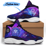 Leo Customized JD13 Shoes