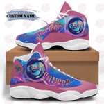Cancer Customized JD13 Shoes HPV03