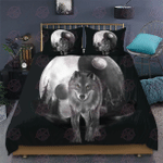 Wolf 3D All Over Printed Bedding Set HPV03
