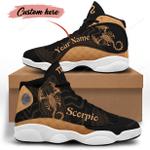 Scorpio Customized JD13 Shoes HPV01