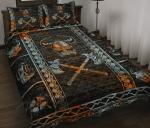 Viking Legend Life Quilt Bed Set