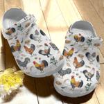 Chicken Crocband Clog