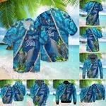 Dolphin Under The Sea 3D All Over Printed Hoodie