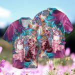 Colorful Cat Hawaii Shirt