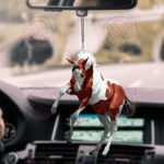 American Paint Horse Car Hanging Ornament