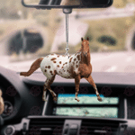 Appaloosa Horse Car Hanging Ornament
