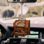 Organ Car Hanging Ornament