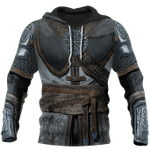 Viking Armor 3D All Over Printed Shirt