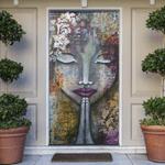 Namaste Door Cover