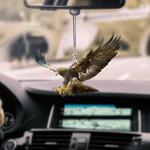 Eagle Car Hanging Ornament