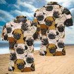 Pug Love Polo Shirt
