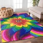 Hippie Premium Rectangle Rug