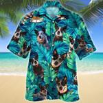 Australian Cattle Dog Lovers Gift Hawaii Shirt