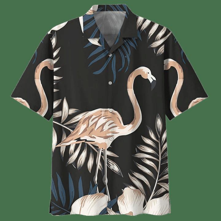 FLAMINGO HAWAIIAN SHIRT 19